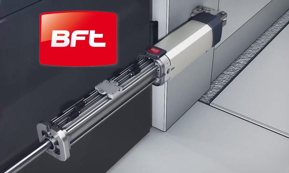 Gate automation BFT