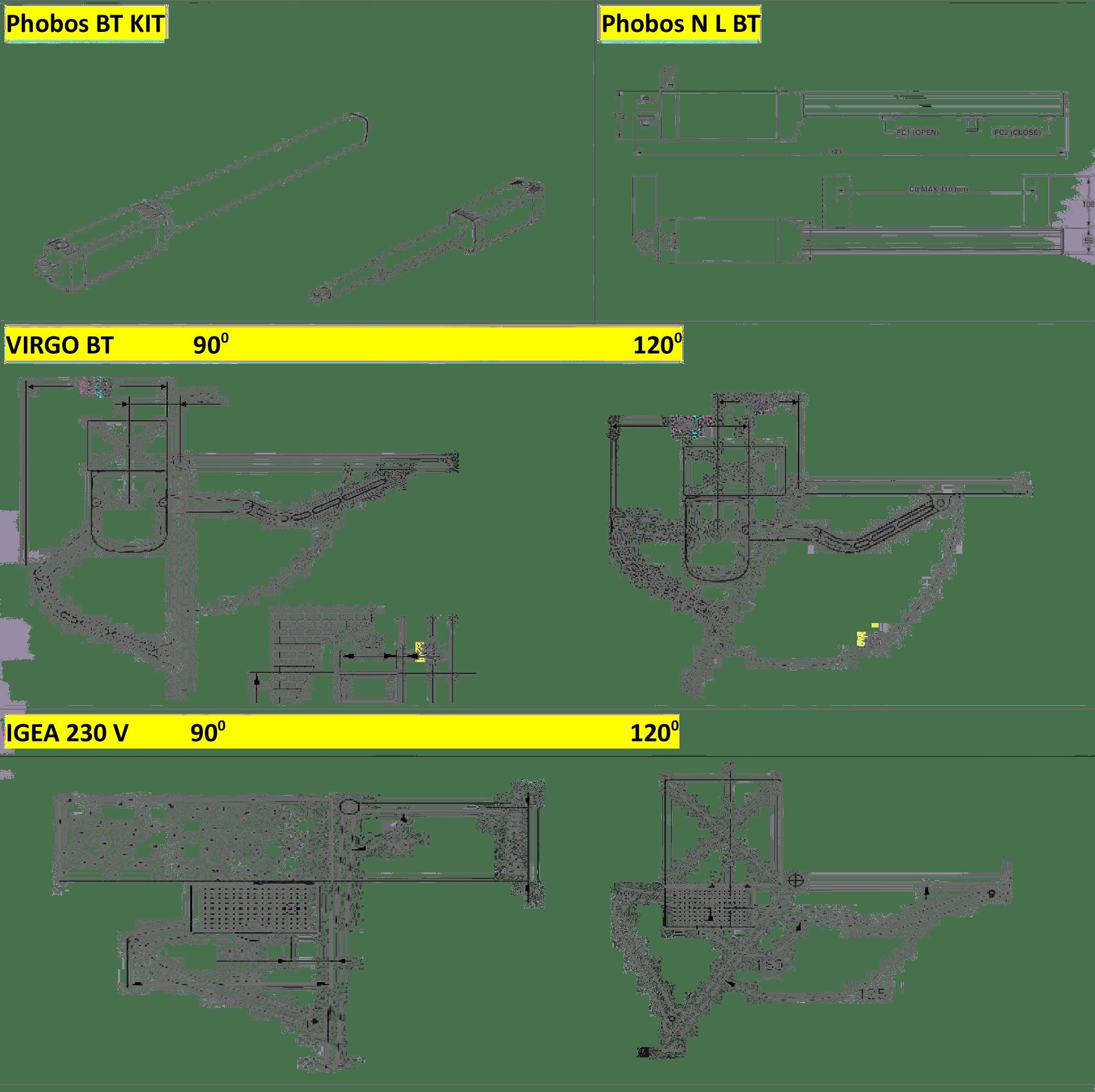 Vārtu automātika (shēma)
